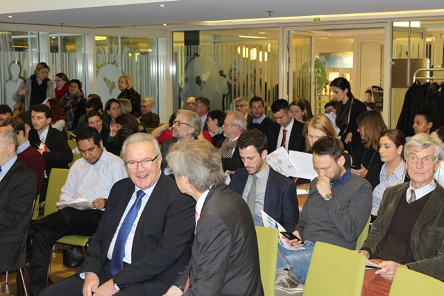 Event Report: Tackling the Root Causes of Migration