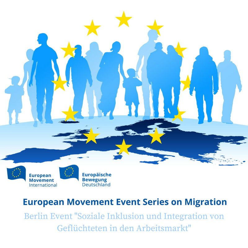 Event Report: Social Inclusion and Labour Market Integration of Refugees