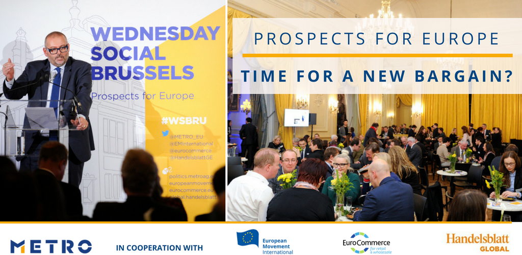 The Brussels Wednesday Social with Janis A. Emmanouilidis