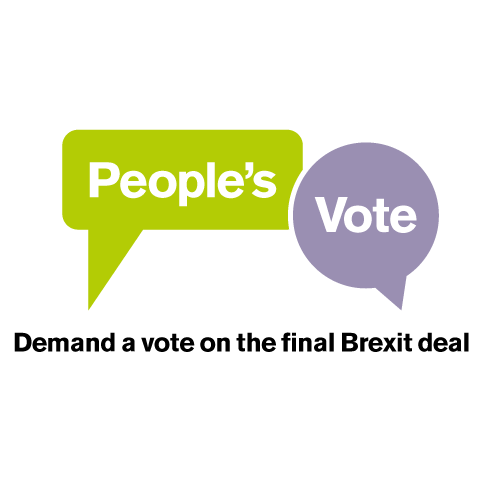 EM UK: People's Vote and The Independent March for the Future
