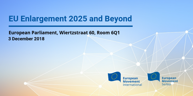 "Conference ""EU Enlargement 2025 and Beyond"""