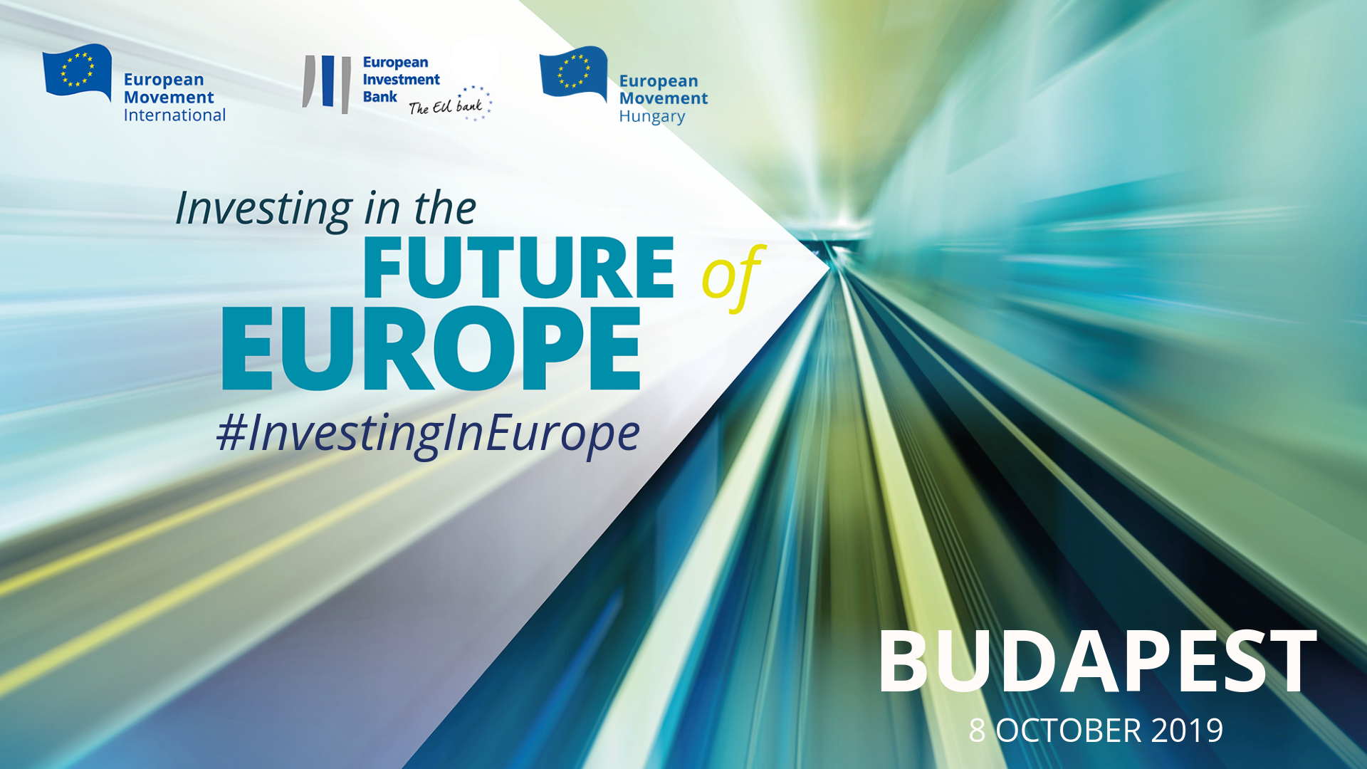 Investing in the Future of Europe | Budapest