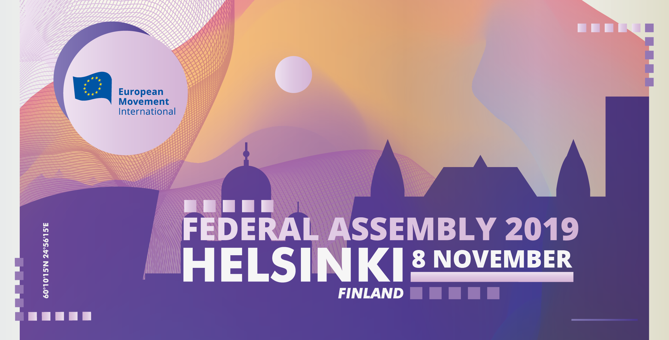European Movement   Federal Assembly 2019