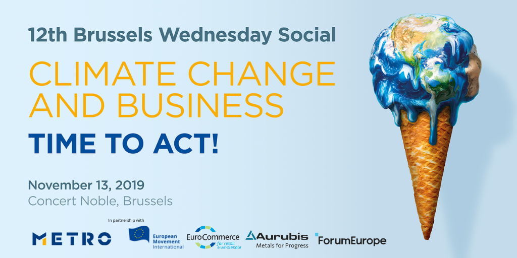 Wednesday Social | Climate Change and Business : Time to Act !
